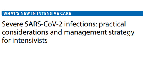 severe sars cov2 infections